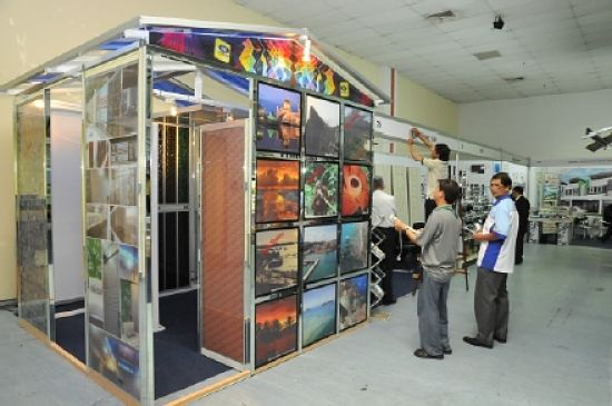 trade show booths Kota Kinabalu