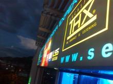 Outdoor lightbox signage Kota Kinabalu Sabah